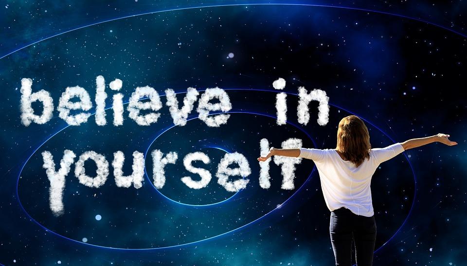 sebadôvera, energia